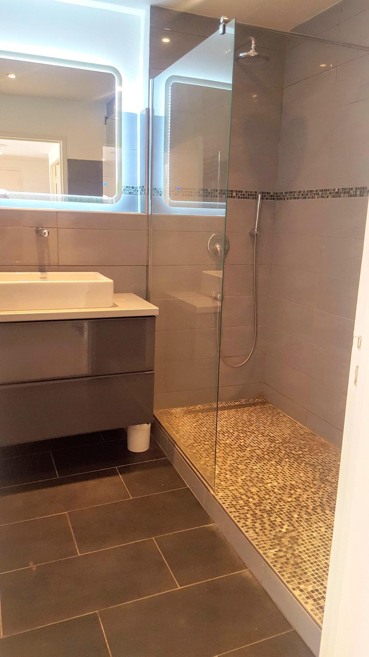 salle de bain - wc séparé